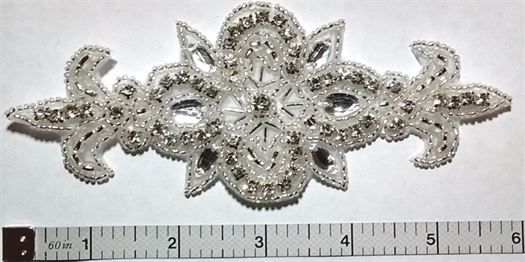 AP42 - Rhinestone applique